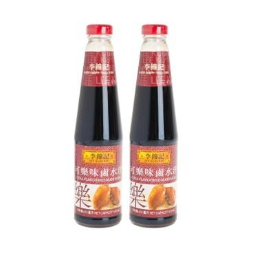 LEE KUM KEE - Cola Flavoured Marinade - 410MLX2
