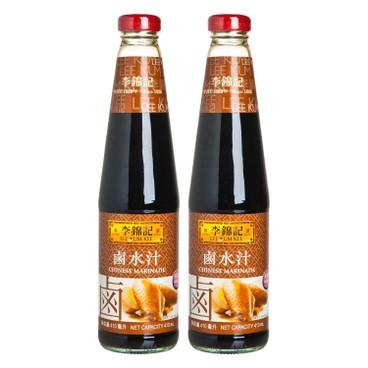LEE KUM KEE - Chinese Marinade - 410MLX2