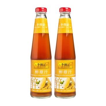 LEE KUM KEE - Drunk Ck Marinade - 410MLX2