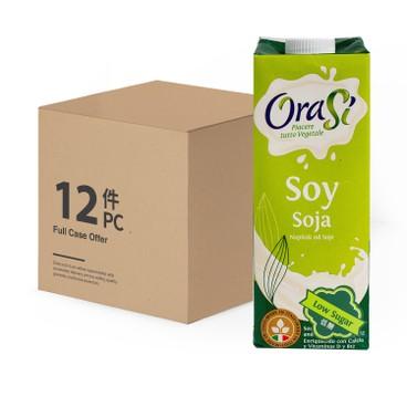 ORASI - Italian Soya Bean Milk case Offer - 1LX12