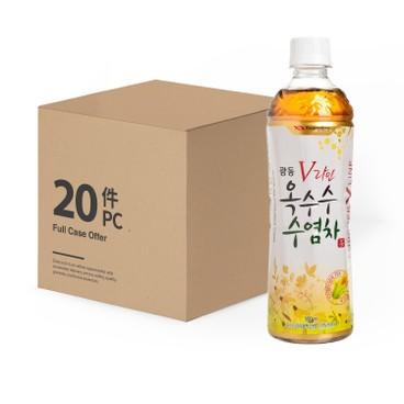廣東製藥 - 粟米鬚茶-原箱 - 500MLX20
