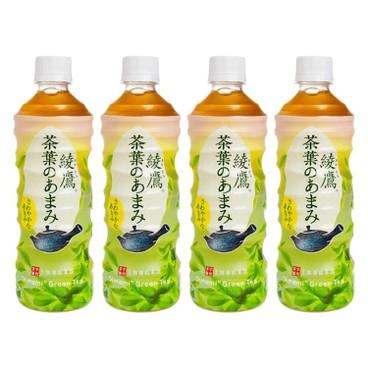 AYATAKA - Green Tea - 525MLX4