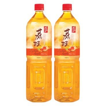 道地 - 荔枝蘋果紅茶 - 1.5LX2