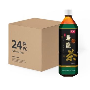 板町 - 順纖烏龍茶(無糖) - 原箱 - 500MLX24
