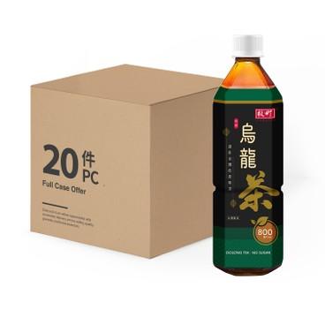 板町 - 烏龍茶(無糖)- 原箱 - 800MLX20