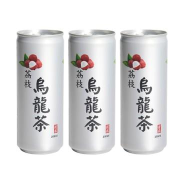 得米 - 荔枝烏龍茶 - 250MLX3
