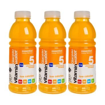 GLACEAU - Vitaminwater Essential - 500MLX3