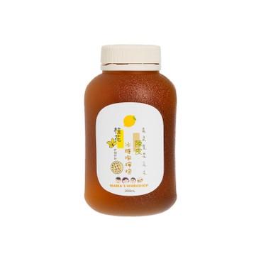 媽媽工房 - 即飲桂花陳皮冰糖燉檸檬 - 350MLX6