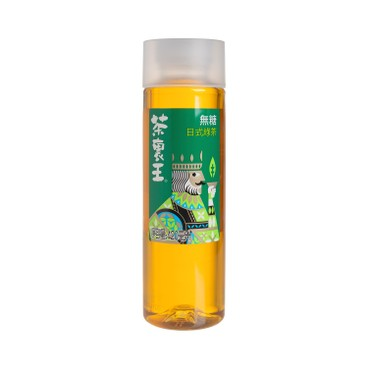 Chai Li Won - Sugar free Japanese Style Green Tea - 420MLX4