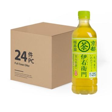伊右衛門 - 香濃綠茶 - 原箱 - 525MLX24