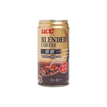 UCC - Blend Coffee Slightly Sweet - 185MLX3