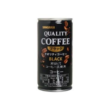 SANGARIA - Quality Coffee black - 185MLX3