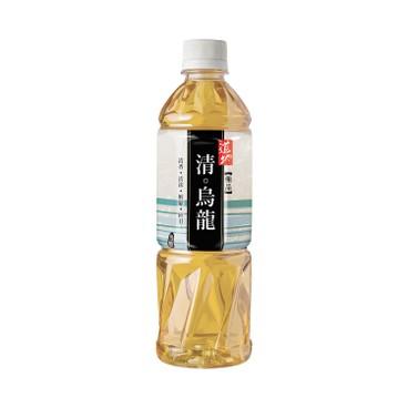 道地 - 極品清烏龍茶 - 500MLX3