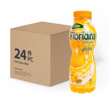 FLORIDA'S - Orange Juice case Deal - 350MLX24