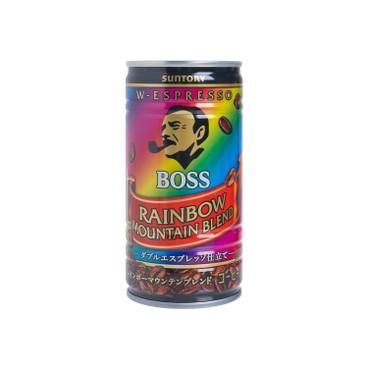三得利 - PREMIUM BOSS-彩虹山極品咖啡 - 185MLX3