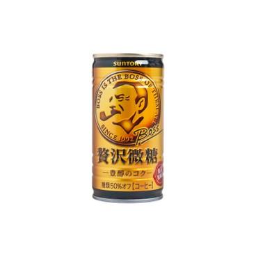 三得利 - PREMIUM BOSS-特濃微糖咖啡 - 185MLX3