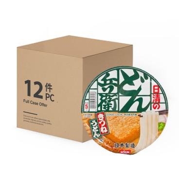 NISSIN - Bowl Udon yuba Case Offer - 95GX12