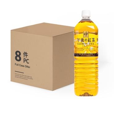 麒麟 - 午後紅茶-檸檬茶-原箱 - 1.5LX8