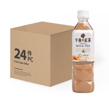 麒麟 - 午後紅茶-奶茶-原箱 - 500MLX24