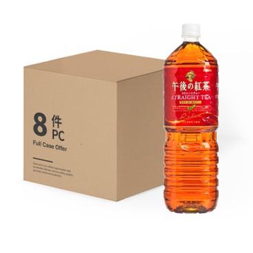 麒麟 - 午後紅茶-精選紅茶 - 原箱 - 1.5LX8