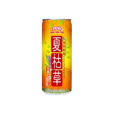 鴻福堂 - 夏枯草(罐裝) - 310MLX3