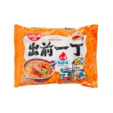 DE-MA-E - Instant Noodle spicy Seafood - 100GX5