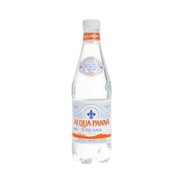 ACQUA PANNA - Still Natural Mineral Water - 500MLX6