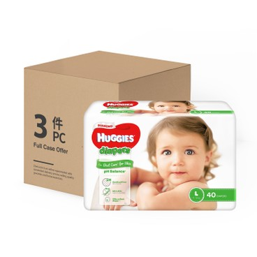 HUGGIES - Diamond Diaper L 3 pc - 40'SX3