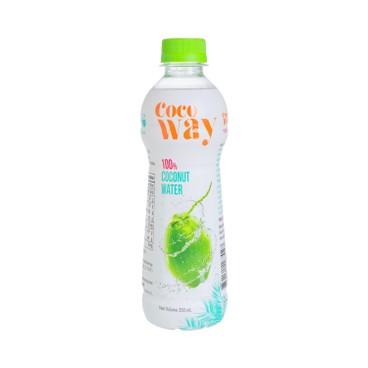 COCO WAY - 100 Coconut Water - 350MLX4