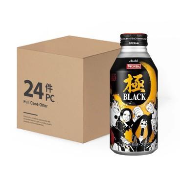 ASAHI - Wonda Black - 400MLX24