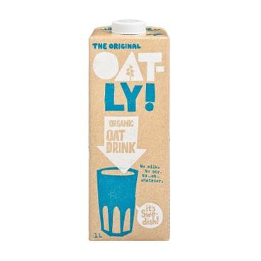 OATLY - Oat Drink organic - 1LX3