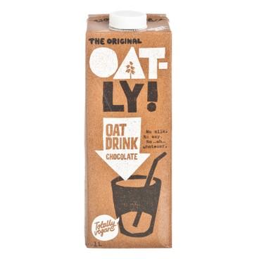 OATLY - Oatly Oat Drink chocolate - 1LX3