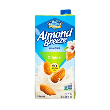 BLUE DIAMOND(PARALLEL IMPORT) - Almond Breeze original - 946MLX2