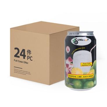 SUNDROP - 桔仔冰 - 原箱 - 325MLX24