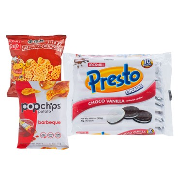 ZTORE SPECIAL - Snacks Gift - SET