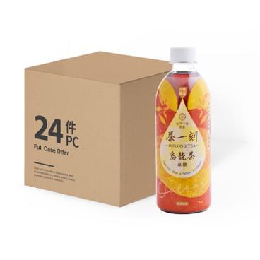 CHA MOMENT - OOLONG TEA-CASE OFFER - 450MLX24