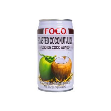FOCO - Roasted Coconut Juice - 350MLX3