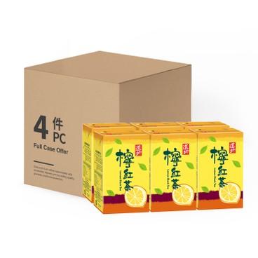TAO TI - Lemon Black Tea case Offer - 250MLX6X4