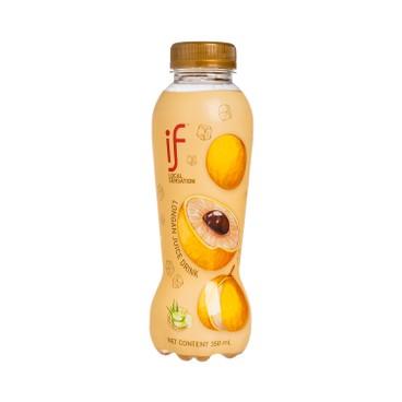 iF - Longan Juice Drink With Aloe Vera - 350MLX4