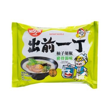 DE-MA-E - Instant Noodle Yuzu Pepper Tonkotsu - 98GX5