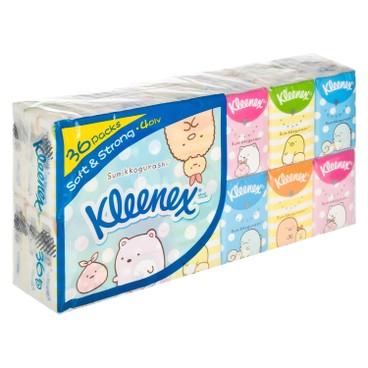 KLEENEX - Sumikko Mini Handkerchief 3 pc - 36'SX3