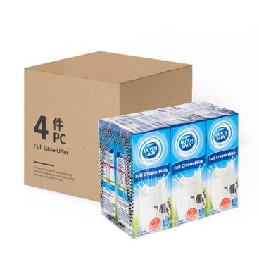 子母(平行進口) - 天然純牧原味牛奶飲品-原箱 - 220MLX6X4