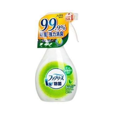 風倍清 - 織物除菌消臭噴霧 (綠茶清香) - 370MLX6