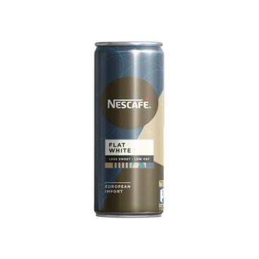 NESCAFE - Flat White less Sweet - 250MLX4