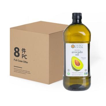 CHOSEN FOODS - CHOSEN FOODS 100% PURE AVOCADO OIL-CASE OFFER - 2LX8