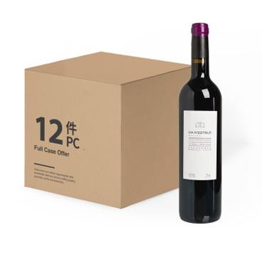 CA N´ESTRUC 紅酒-NEGRE - 原箱 750MLX12