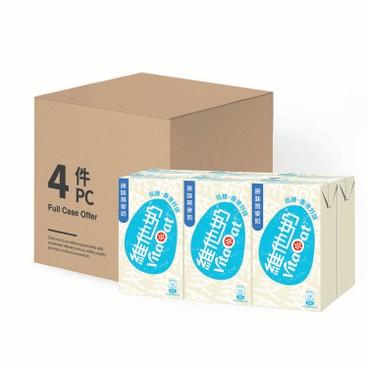 VITASOY 維他奶 - VitaOat燕麥奶 - 原箱 - 250MLX6X4