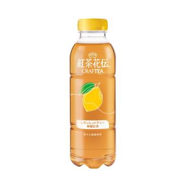 紅茶花伝™ - Craftea™ 檸檬茶 - 500MLX2