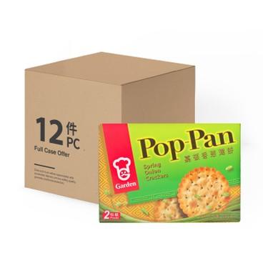 嘉頓 - 香葱薄餅-原箱 - 200GX12