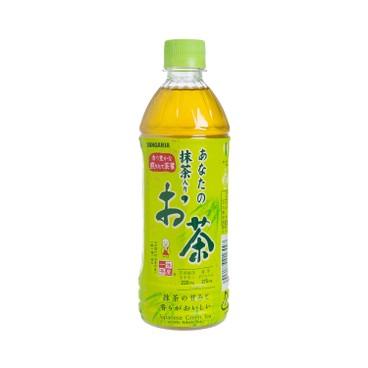 新加利亞 - 無糖綠茶 - 500MLX4